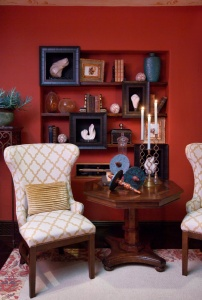 Spanish Andalusian Family Room