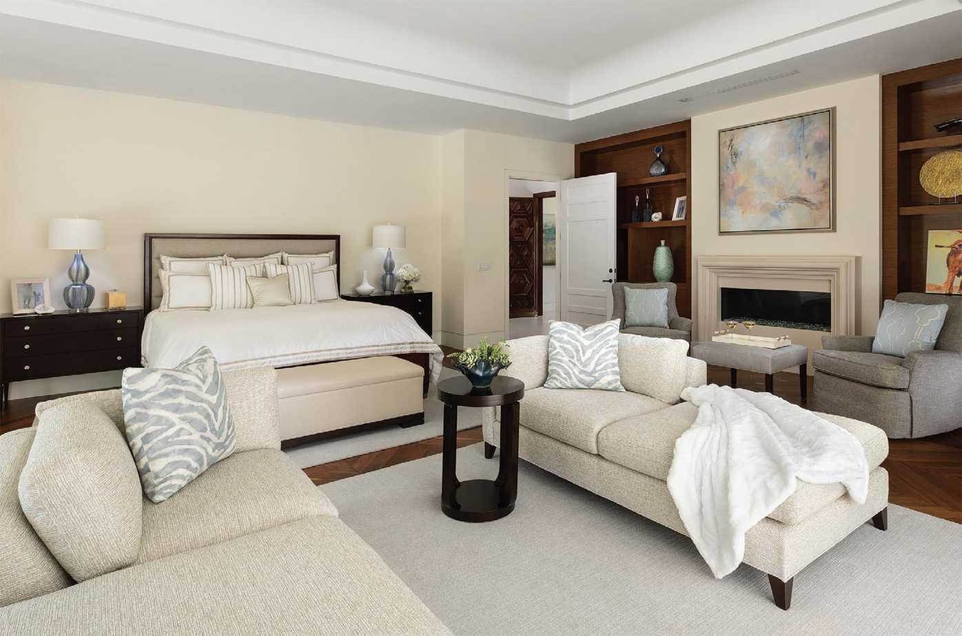 Design Inspiration - Master Bedroom